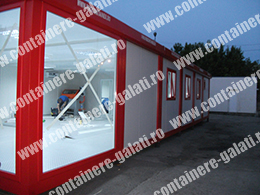 container modular second hand pret Harghita